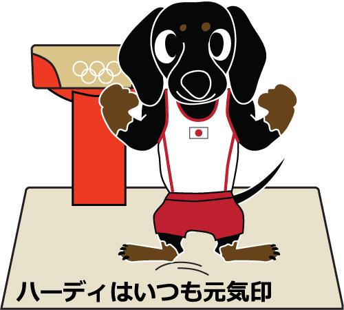 オリンピック跳馬