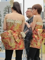 黒木姉妹の素敵な衣装_うごく七夕@新宿201120701