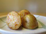 檜原ジャガイモ味噌和え 2