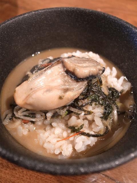 131229佐市-牡蠣拉麺・ランチご飯