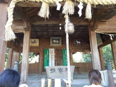 岡山神社本殿
