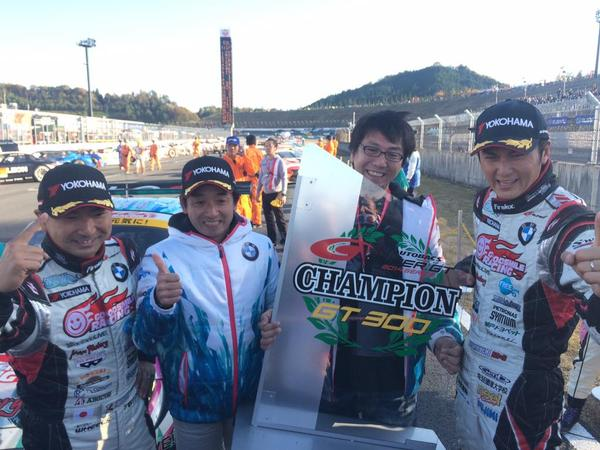 SUPERGT MIKUZ4 優勝
