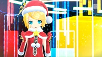 『鏡音リン クリスマス』 2