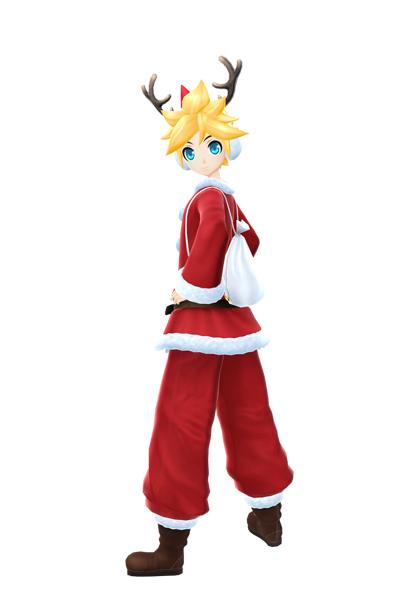 『鏡音レン クリスマス』 1