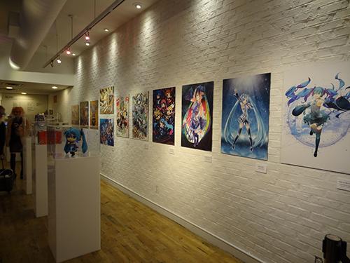 ニューヨークの展示ギャラリーのご紹介! 3