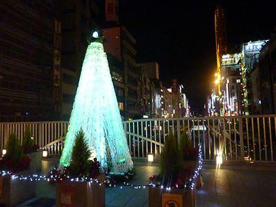 クリスマス道頓堀