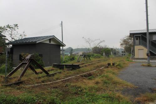 上総亀山駅②