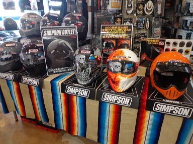 SIMPSONヘルメット