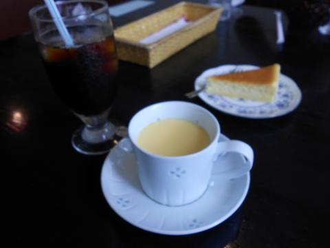 プリン&チーズケーキ