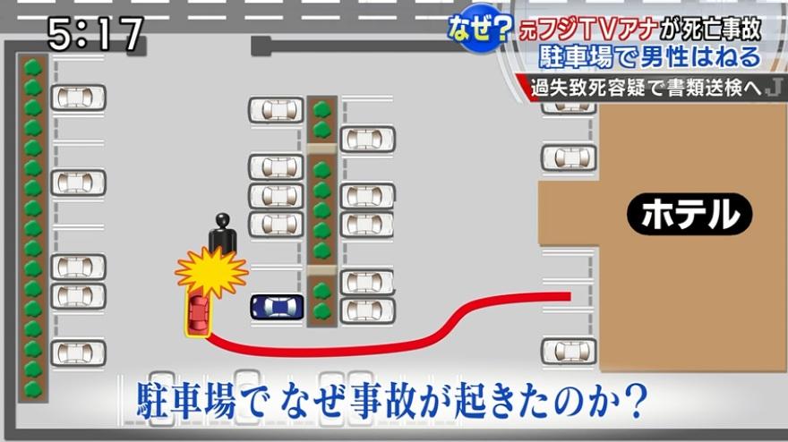 千野志麻・駐車場