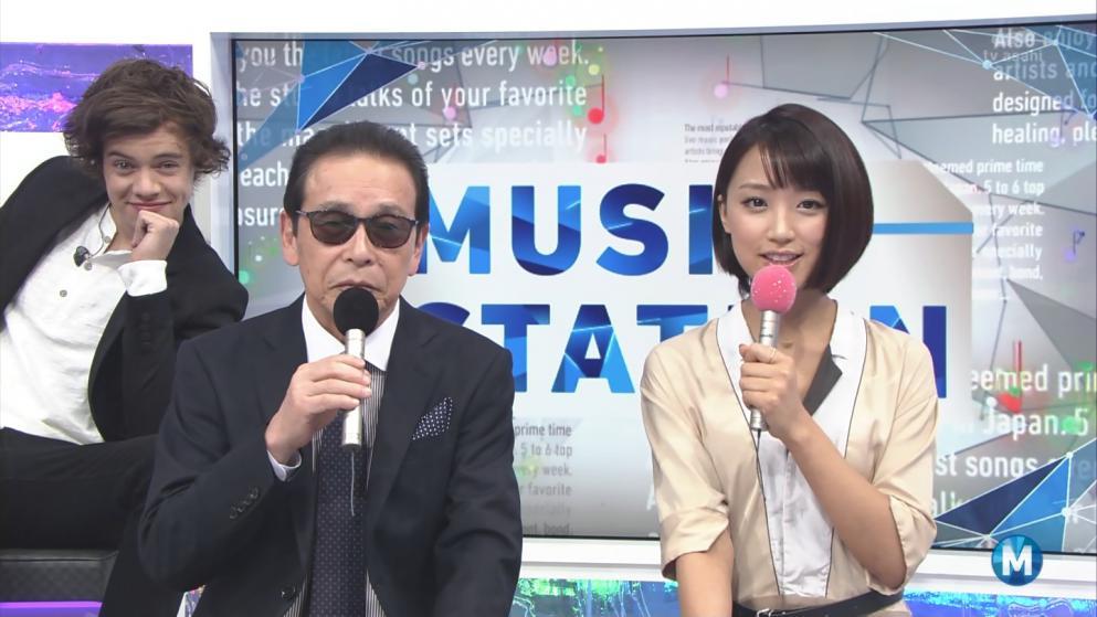 ミュージックステーション タモリ