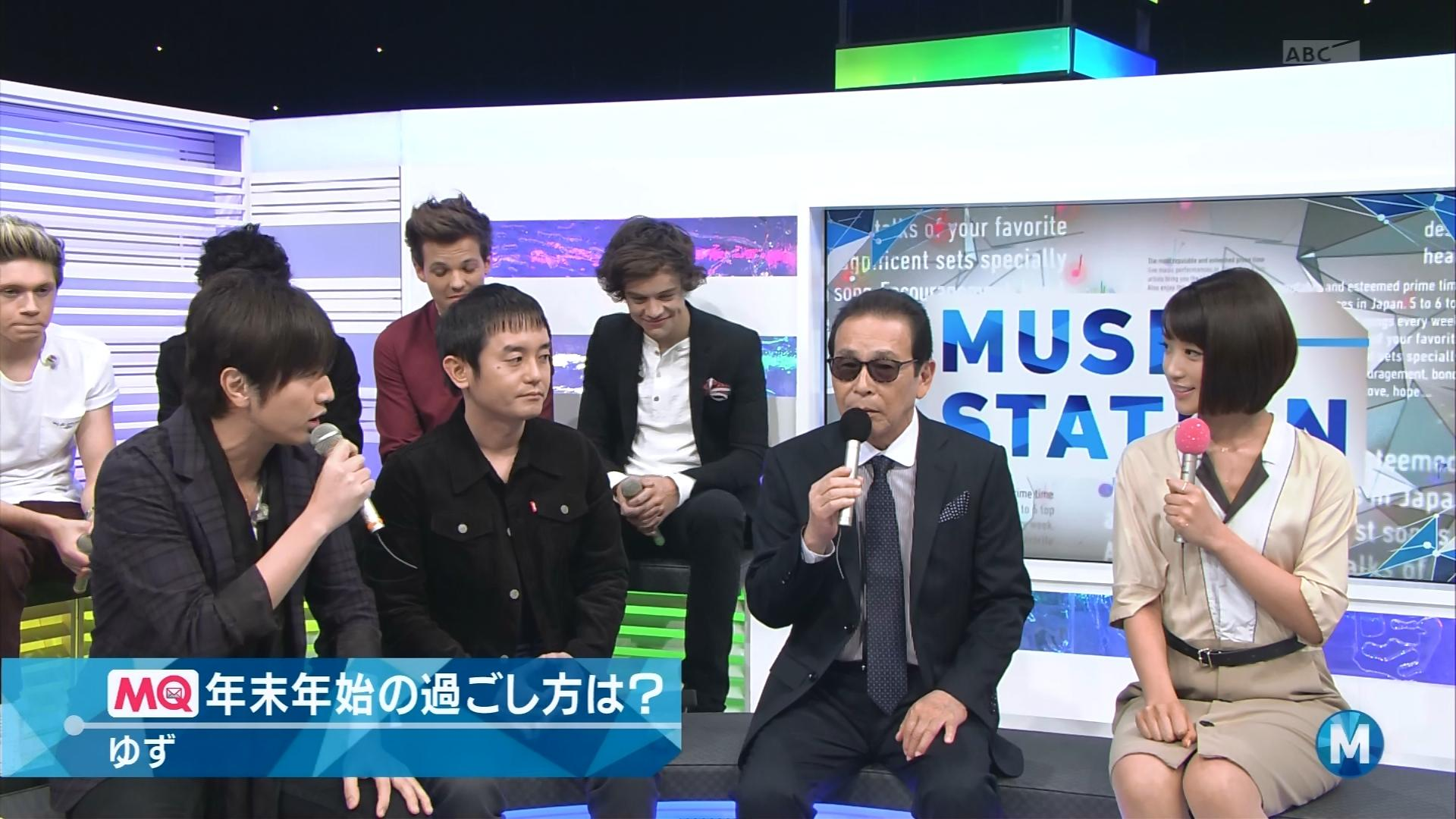 Mステ 放送事故