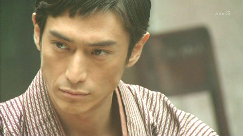 NHK「龍馬伝」で高杉晋作を演じる伊勢谷友介