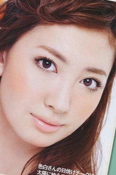 AKB48 小嶋陽菜 黒コンなしの目
