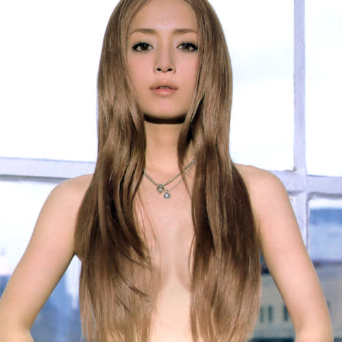 浜崎あゆみ 髪ブラ