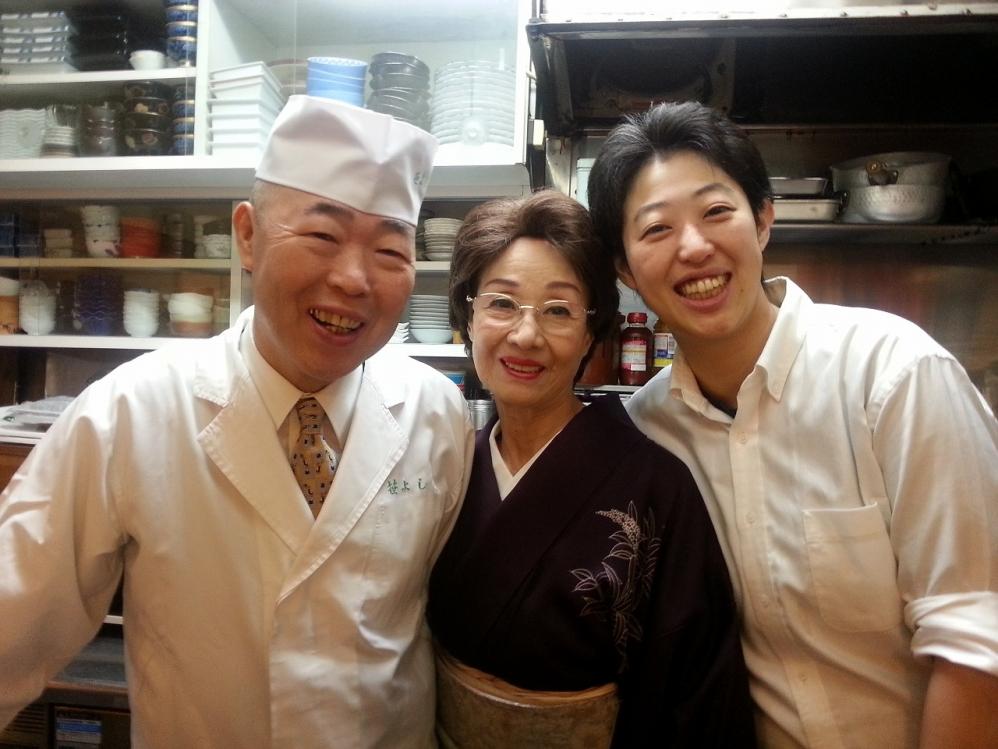 井上和香の両親と姉