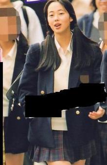 井上和香 高校時代 すっぴん