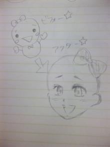 渡辺麻友の描いた絵 イラスト