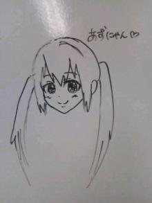 まゆゆ 渡辺麻友の描いた絵 イラスト