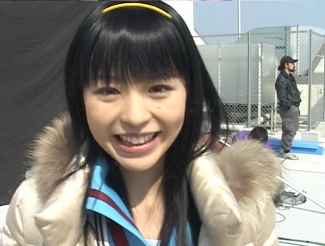平野綾 21歳