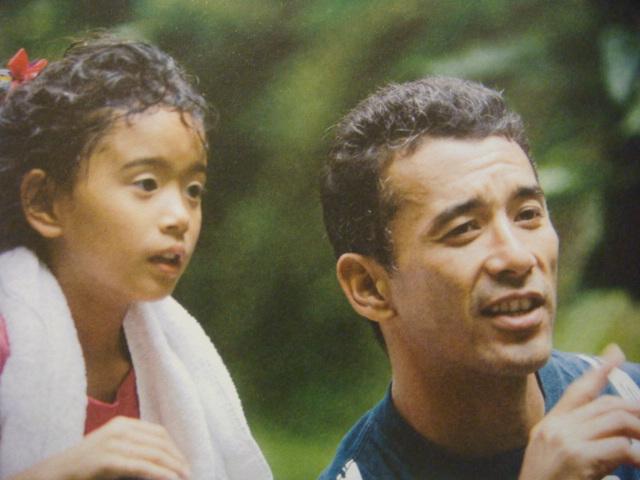 真木蔵人と娘