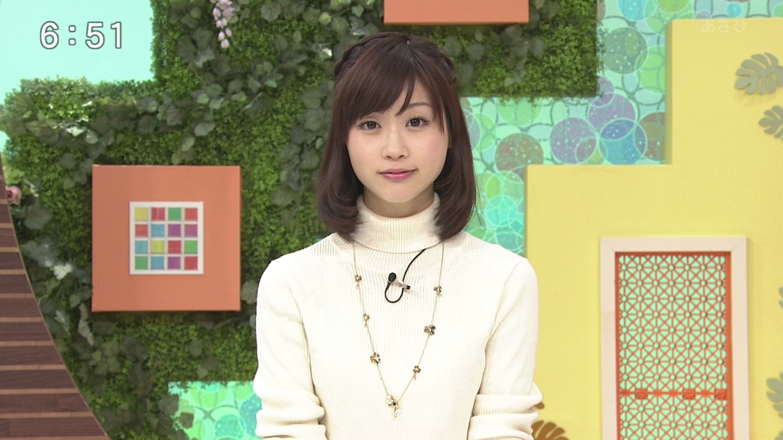 牧野結美アナ 静岡朝日テレビ