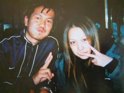 EXILEのボーカル・ATSUSHI 若い頃