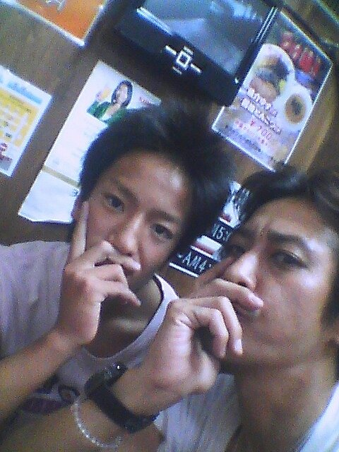 大沢樹生と息子の大沢零次