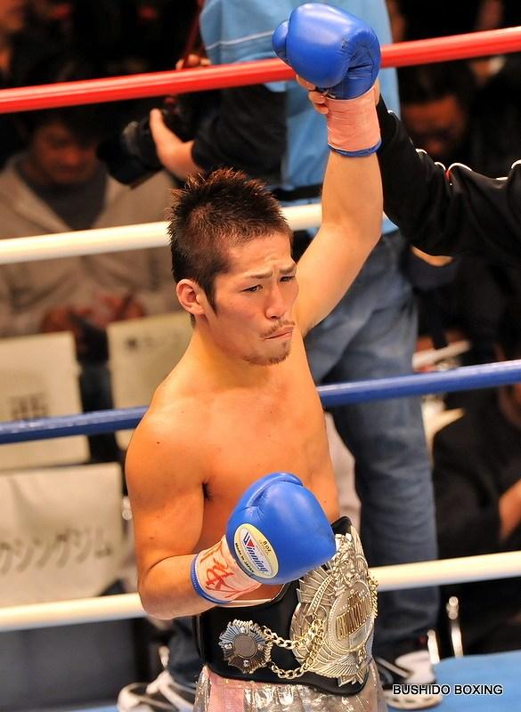 ボクシング 宮崎亮選手