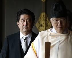 安倍首相・靖国参拝2