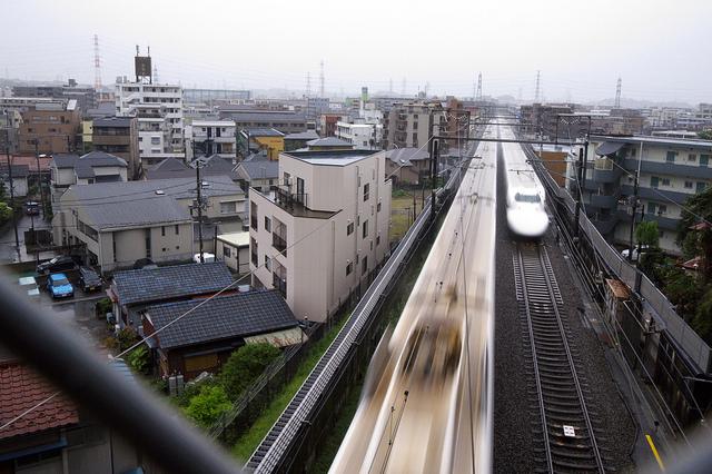 ②新幹線、日吉