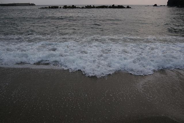 ①丹後半島本庄浜