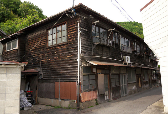 ④旧播磨劇場横