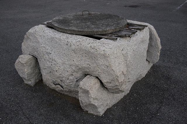 ⑦大島井戸