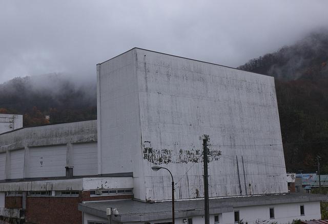 ⑫旧夕張市民会館