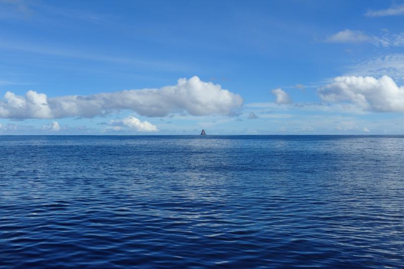 須美寿島が見えてきた