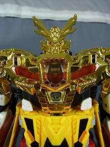 トランスフォーマーGo! トイザらス限定版 ケンザン黒武者ver.で参乗合体005(1)