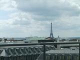 0055ギャラリーラファイエットから見たエッフェル塔2