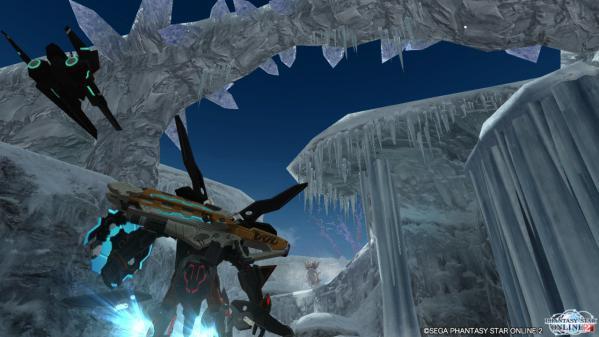 凍土の青空