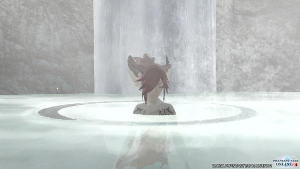 滝の立ち湯