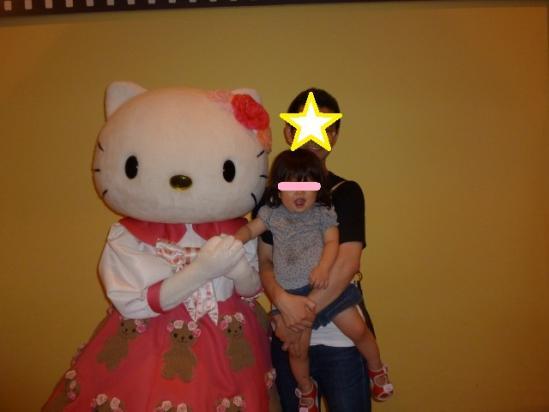 20100720 キティちゃんと