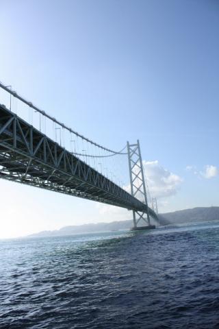 明石海峡大橋 橋