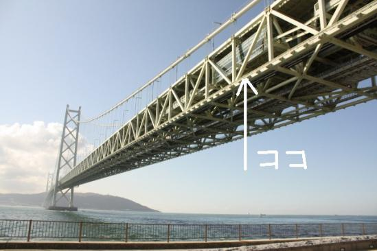 橋と展望室