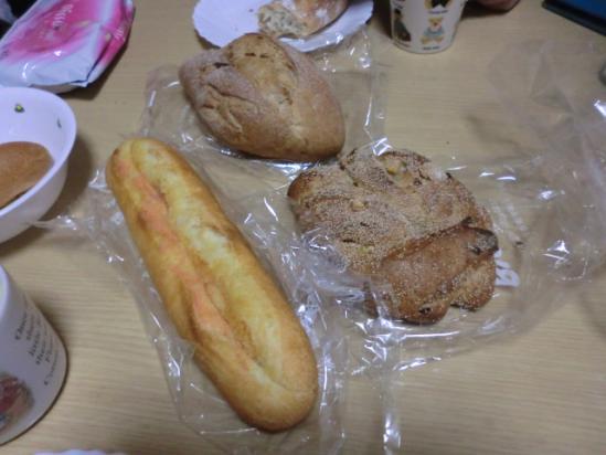 ビゴの店のパン