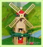 ♪風の丘のお家