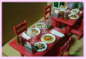 ♪森のレストラン♪テーブルセット