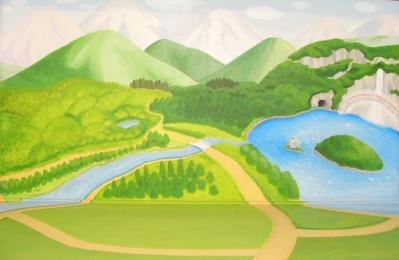 背景画14