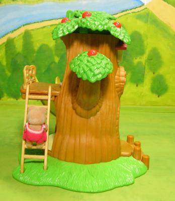 時計の樹のお家 5