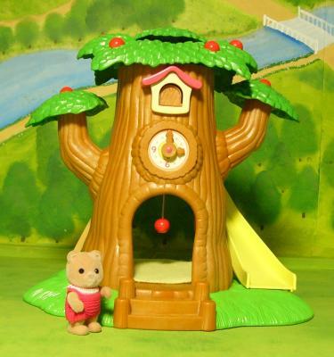時計の樹のお家 1