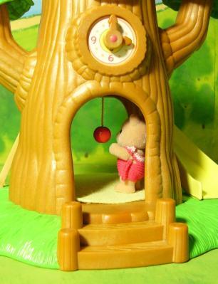 時計の樹のお家 2